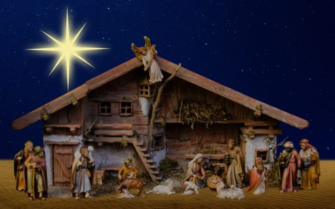 Benedizione dell'immagine di Gesù Bambino