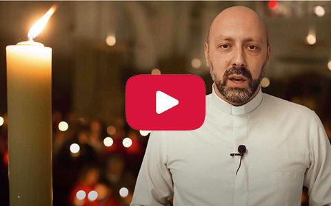 Il video di don Davide sulla 6a Domenica di Pasqua