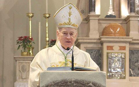 Il cordoglio di Papa Francesco per il vescovo Eugenio