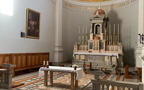 Celebrazione dei Sacramenti e riunioni parrocchiali