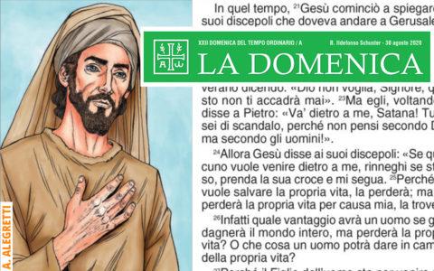 Foglietto La Domenica – XXII Domenica fra l'Anno